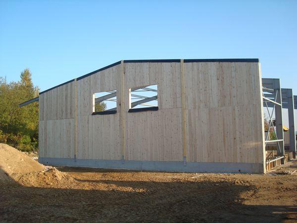 Construction modulaire ~ Construction Modulaire Bois
